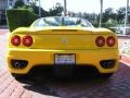 Ferrari 360 Modena Fly Yellow photo #8