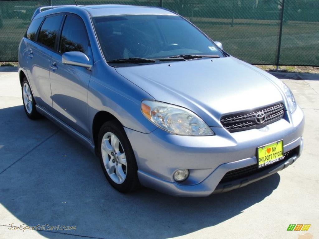 2005 toyota matrix xr in cosmic blue metallic 403519. Black Bedroom Furniture Sets. Home Design Ideas