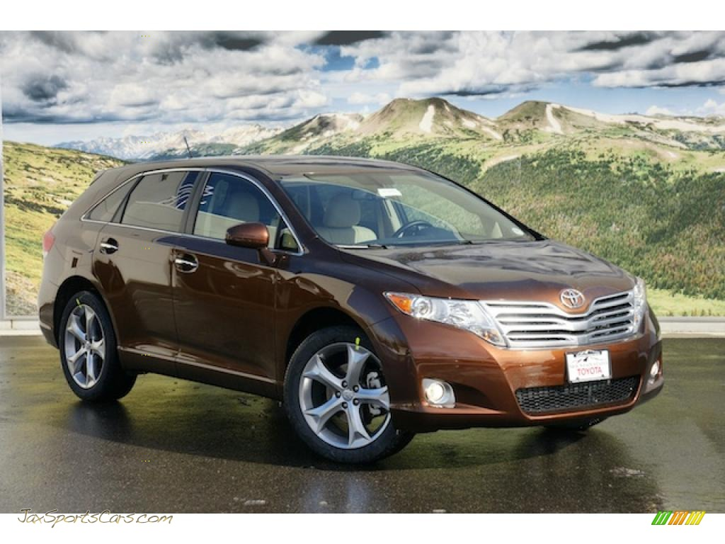 2011 toyota venza v6 awd in sunset bronze mica 049602. Black Bedroom Furniture Sets. Home Design Ideas
