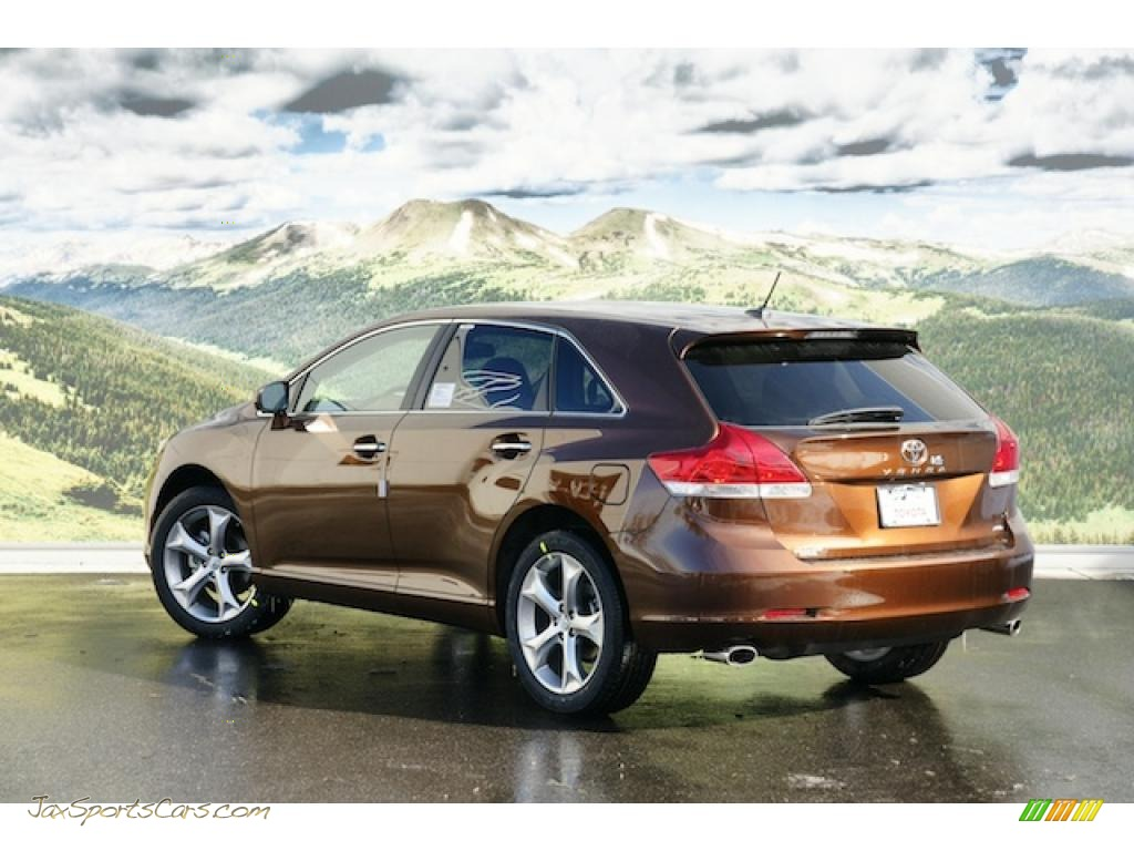 2011 toyota venza v6 awd in sunset bronze mica photo 3. Black Bedroom Furniture Sets. Home Design Ideas