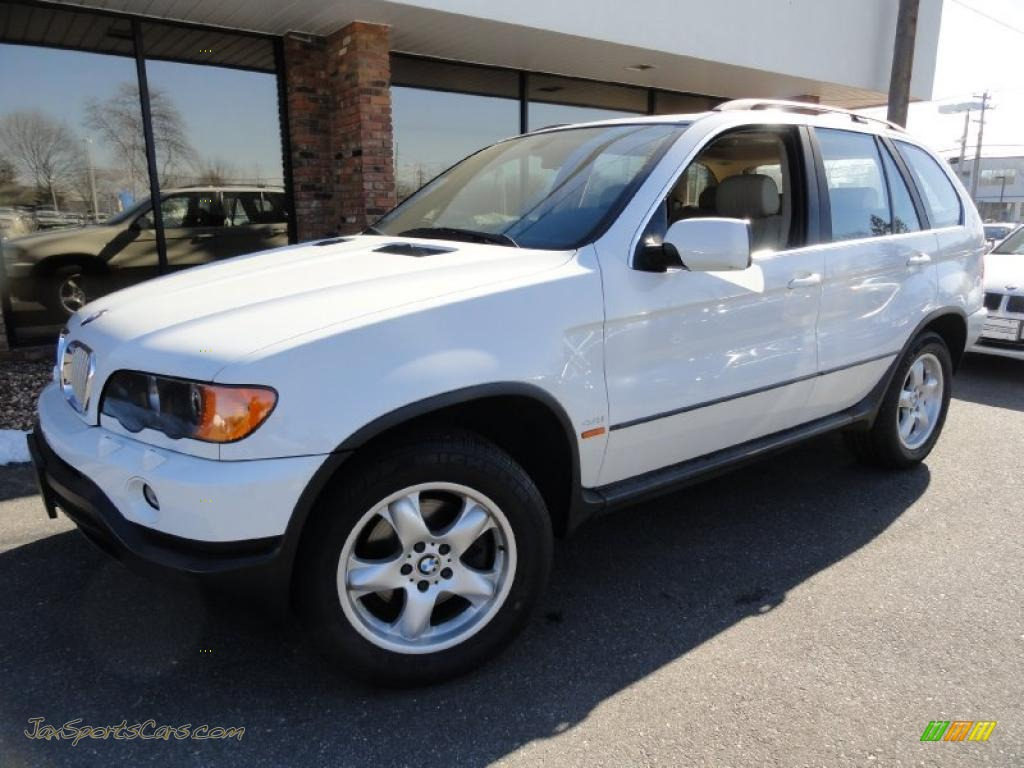2002 bmw x5 in alpine white h34488 jax sports. Black Bedroom Furniture Sets. Home Design Ideas
