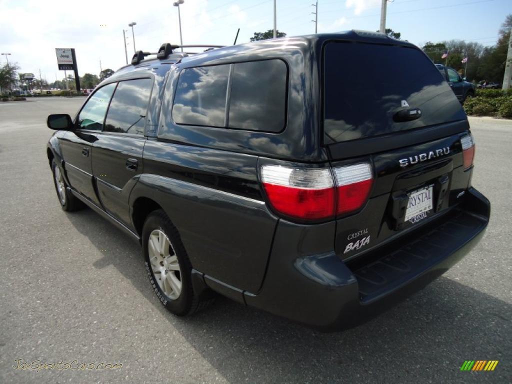 2005 subaru baja turbo in obsidian black pearl photo 3 108338 jax sports cars cars for. Black Bedroom Furniture Sets. Home Design Ideas
