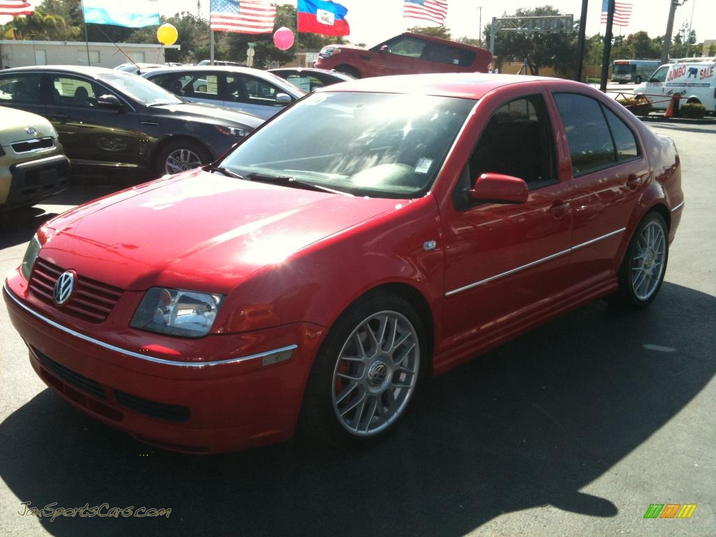 2005 volkswagen jetta gli sedan in tornado red photo 5. Black Bedroom Furniture Sets. Home Design Ideas
