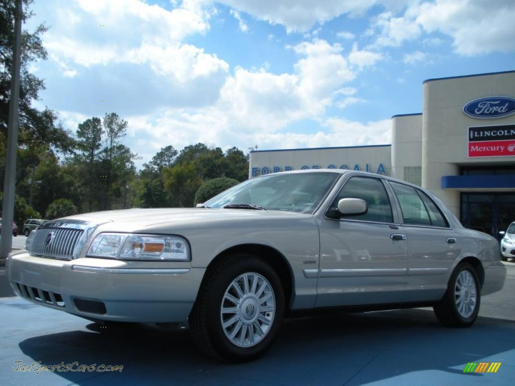 2010 Mercury Grand Marquis Ls Ultimate Edition In