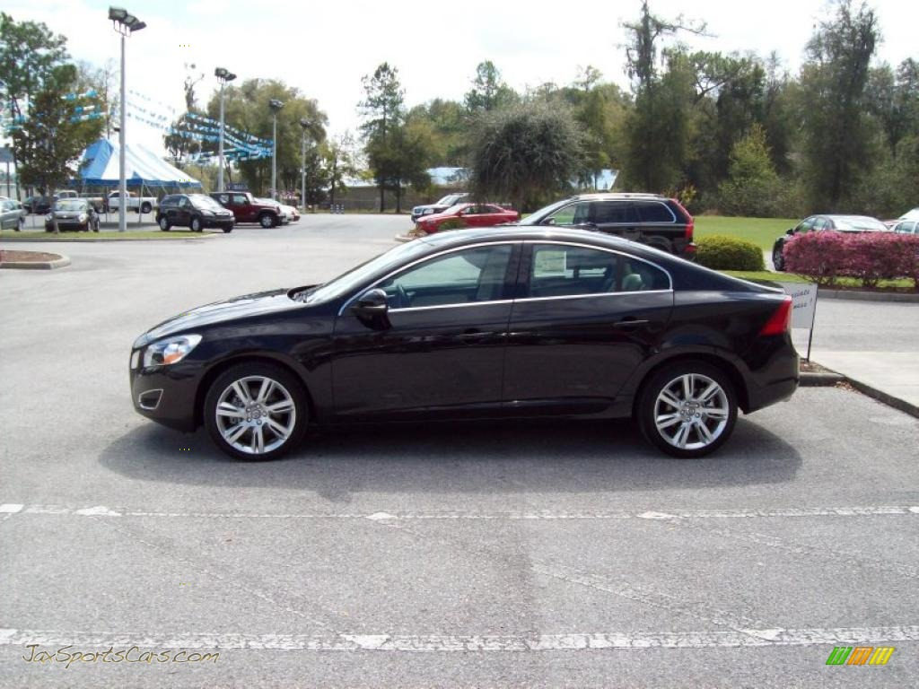 2011 volvo s60 t6 awd in ember black metallic photo 5. Black Bedroom Furniture Sets. Home Design Ideas