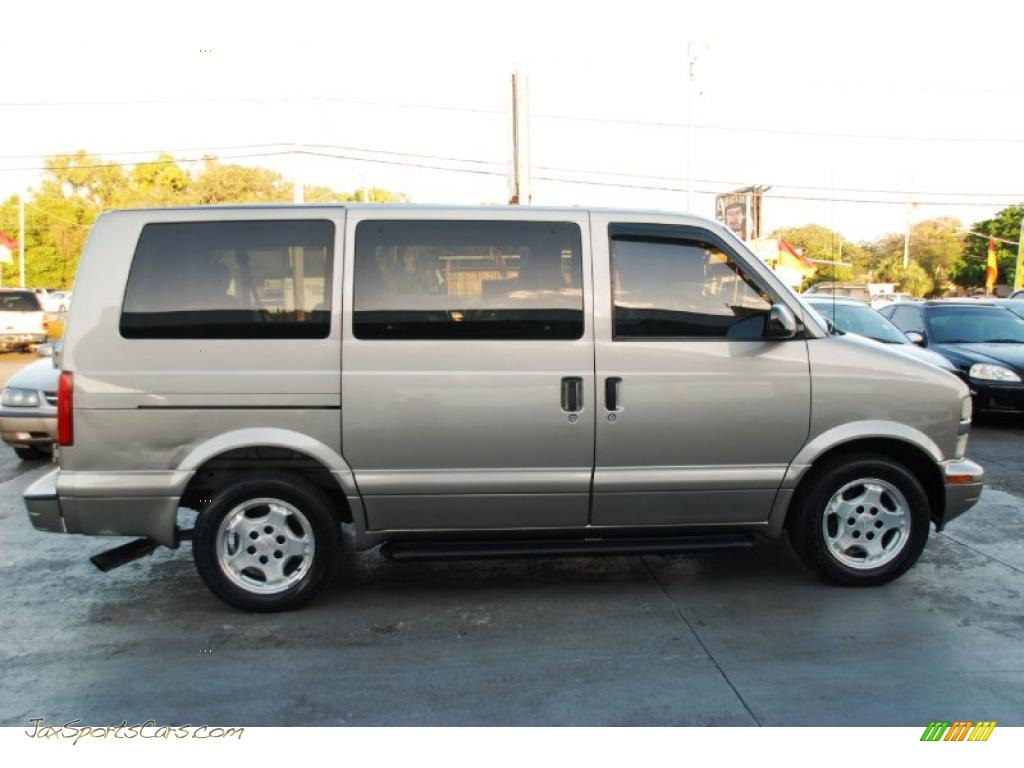 2005 chevrolet astro ls passenger van in light autumnwood metallic photo 4 114632 jax. Black Bedroom Furniture Sets. Home Design Ideas