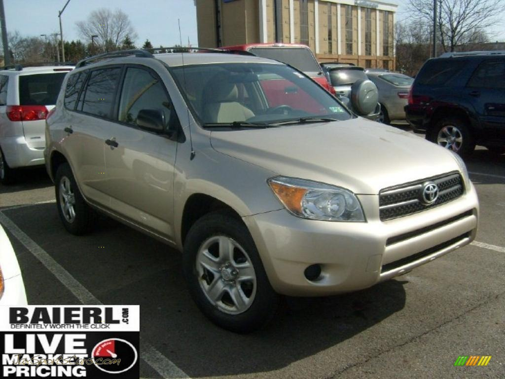 2006 toyota rav4 4wd in beige metallic 006293 jax sports cars cars for sale in florida. Black Bedroom Furniture Sets. Home Design Ideas