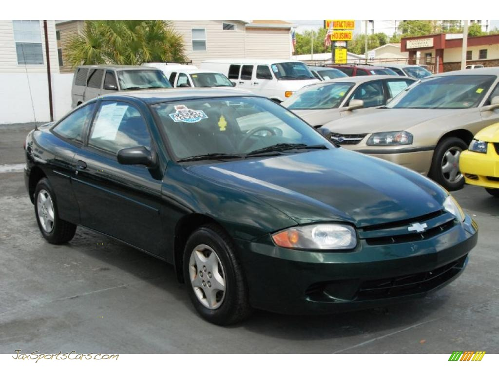 2003 chevrolet cavalier coupe in dark green metallic for 2003 cavalier window motor