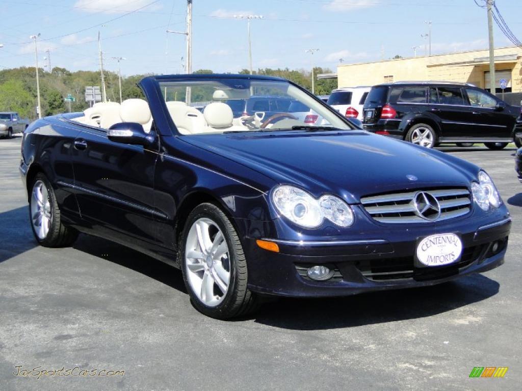 2008 mercedes benz clk 350 cabriolet in capri blue for 2008 mercedes benz clk350