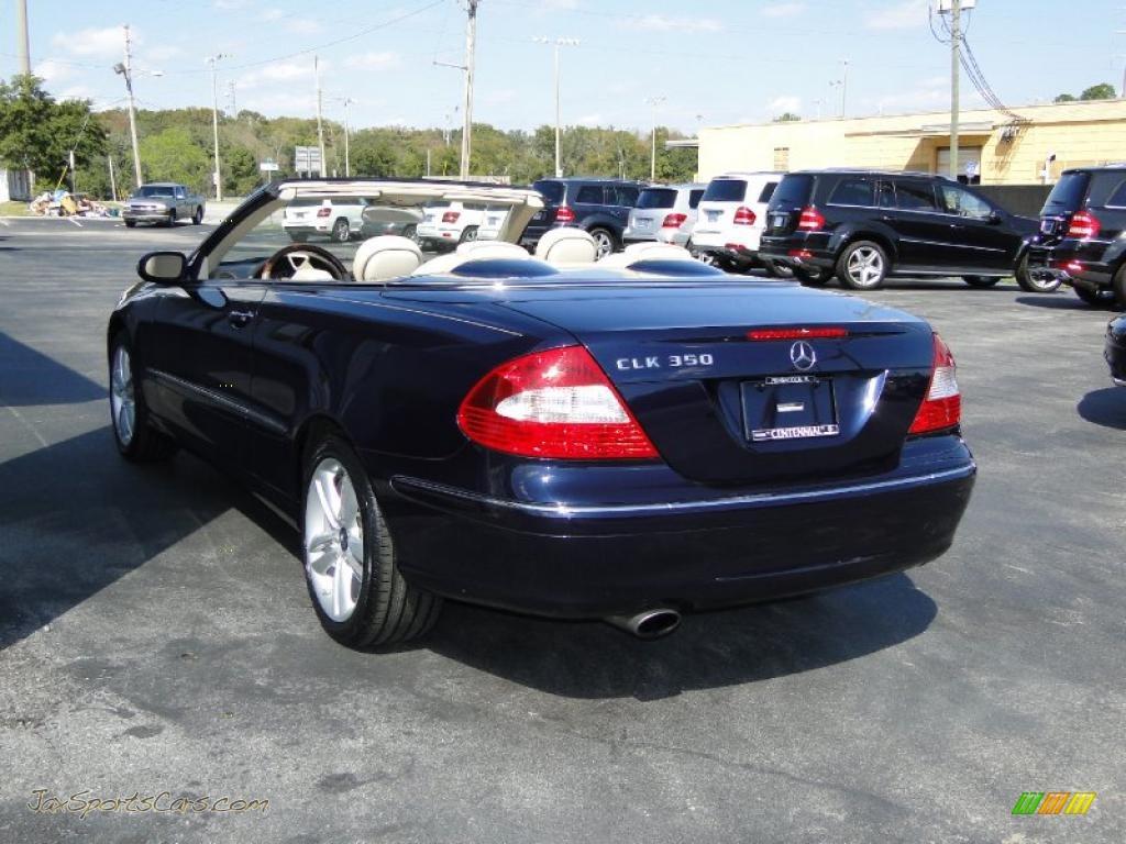 2008 mercedes benz clk 350 cabriolet in capri blue for 2008 mercedes benz clk 350