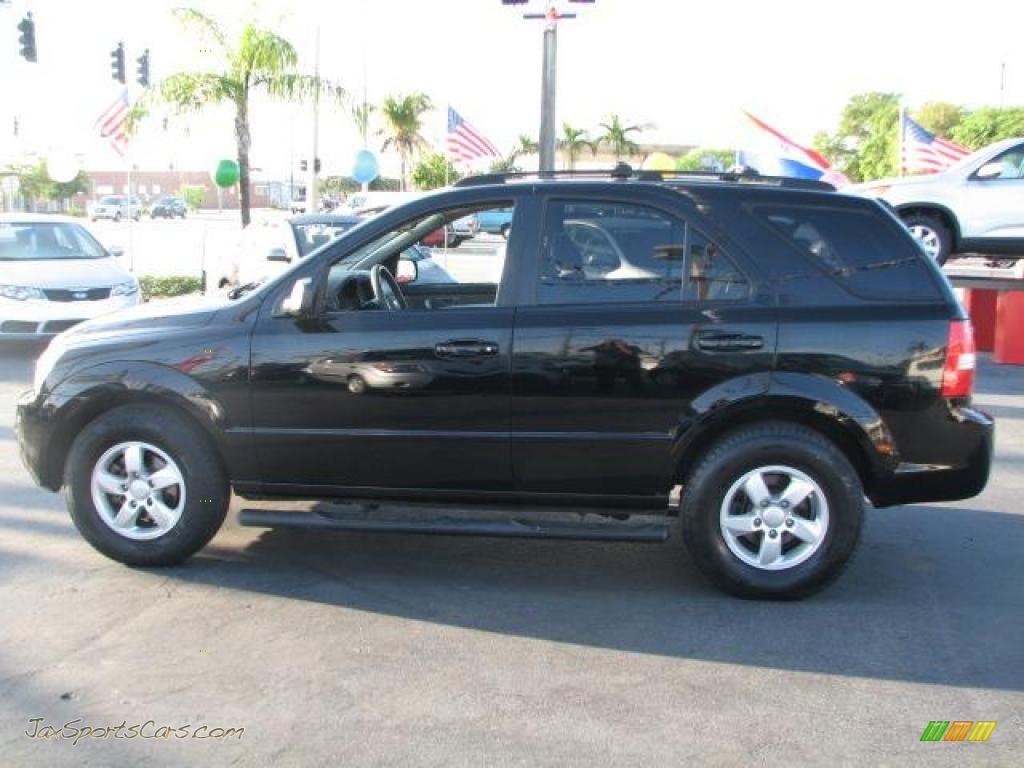 2007 Kia Sorento Lx In Black Photo 6 678202 Jax Sports Cars Cars For Sale In Florida