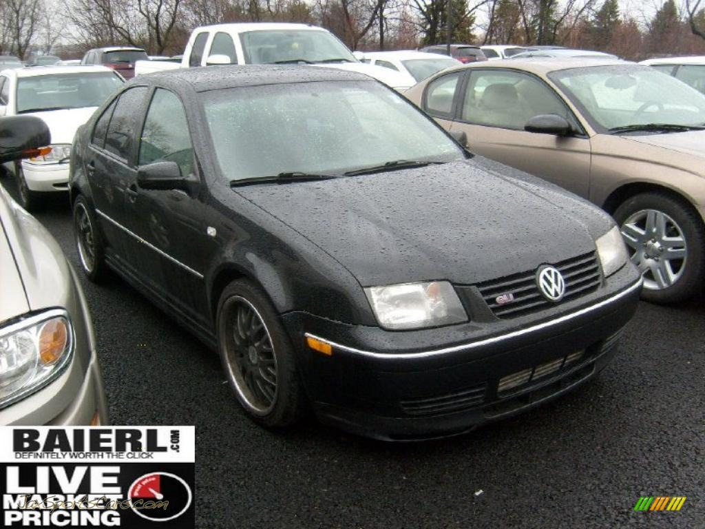 2005 volkswagen jetta gli sedan in black 058525 jax. Black Bedroom Furniture Sets. Home Design Ideas