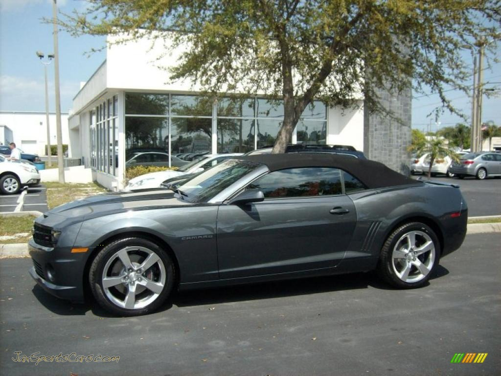2011 camaro ss rs convertible cyber gray metallic inferno orange. Cars Review. Best American Auto & Cars Review