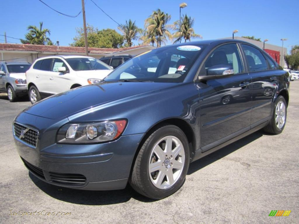 2007 Volvo S40 2.4i in Barents Blue Metallic - 287499 | Jax Sports Cars - Cars for sale in FLorida