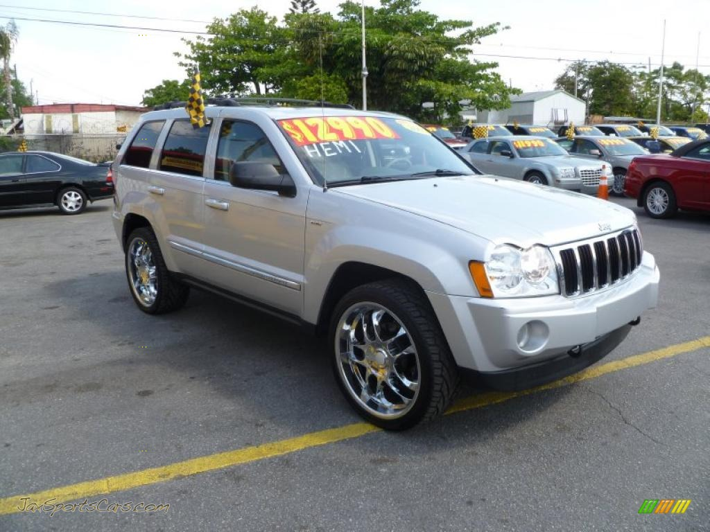 2005 grand cherokee limited 4x4 bright silver metallic dark khaki. Cars Review. Best American Auto & Cars Review