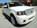 Ford F150 Limited SuperCrew 4x4 White Sand Tri-Coat photo #2