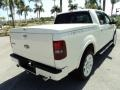 Ford F150 Limited SuperCrew 4x4 White Sand Tri-Coat photo #6