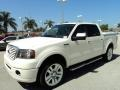Ford F150 Limited SuperCrew 4x4 White Sand Tri-Coat photo #15