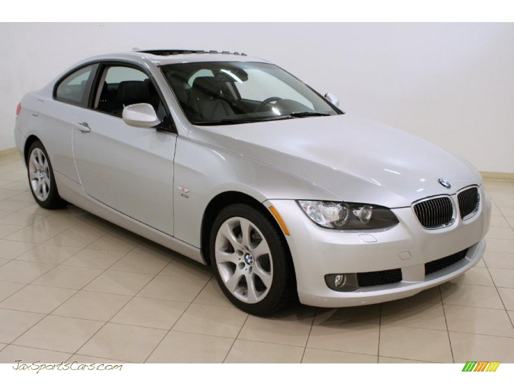 2010 Bmw 3 Series 328i Xdrive Coupe In Titanium Silver
