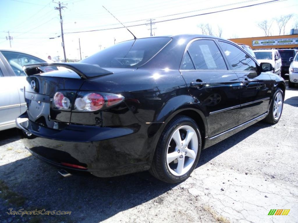 mazda mazda  sport sedan  onyx black photo   jax sports cars cars