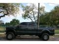 Ford F250 Super Duty XLT FX4 Crew Cab 4x4 Dark Green Satin Metallic photo #3