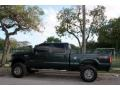 Ford F250 Super Duty XLT FX4 Crew Cab 4x4 Dark Green Satin Metallic photo #4
