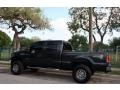 Ford F250 Super Duty XLT FX4 Crew Cab 4x4 Dark Green Satin Metallic photo #5