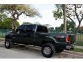 Ford F250 Super Duty XLT FX4 Crew Cab 4x4 Dark Green Satin Metallic photo #6