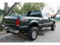 Ford F250 Super Duty XLT FX4 Crew Cab 4x4 Dark Green Satin Metallic photo #9