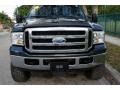 Ford F250 Super Duty XLT FX4 Crew Cab 4x4 Dark Green Satin Metallic photo #19