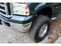 Ford F250 Super Duty XLT FX4 Crew Cab 4x4 Dark Green Satin Metallic photo #22