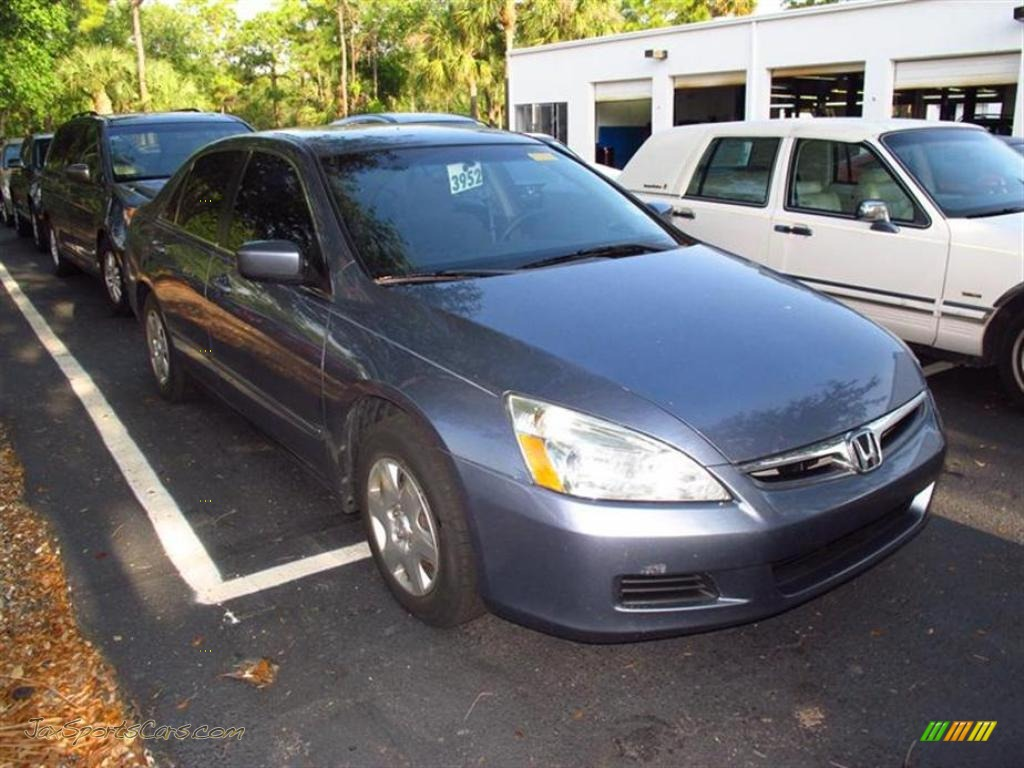 2007 honda accord lx sedan in graphite pearl 167099 for 2007 honda accord lx sedan