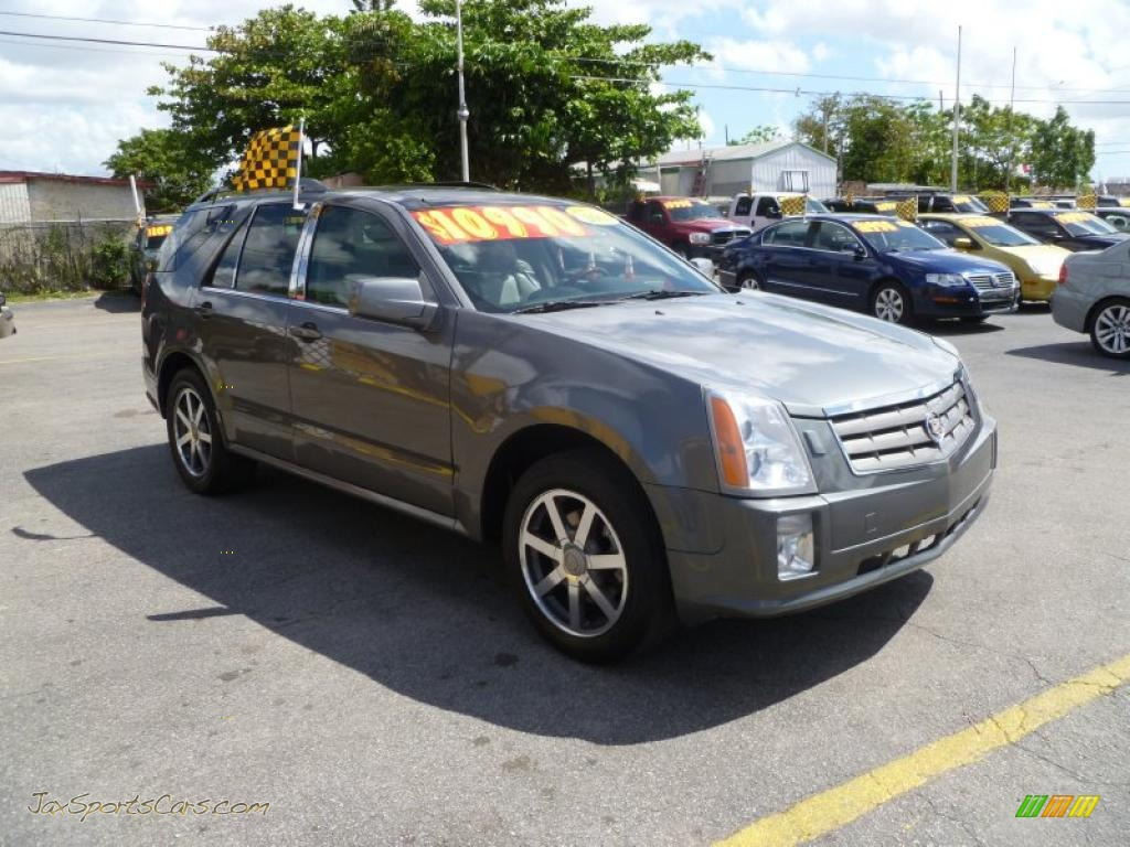 2004 Cadillac Srx V8 In Moonstone Metallic 120308 Jax Sports Cars Cars For Sale In Florida