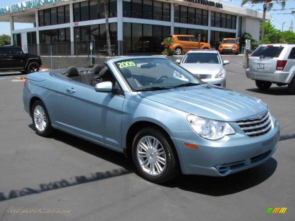 2009 Chrysler Sebring Touring Convertible In Clearwater