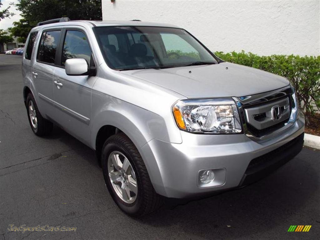 Honda Of Fort Myers >> 2011 Honda Pilot EX-L in Alabaster Silver Metallic - 040375 | Jax Sports Cars - Cars for sale in ...