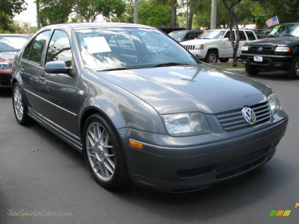 2005 volkswagen jetta gli sedan in platinum grey metallic 075938 jax sports cars cars for. Black Bedroom Furniture Sets. Home Design Ideas