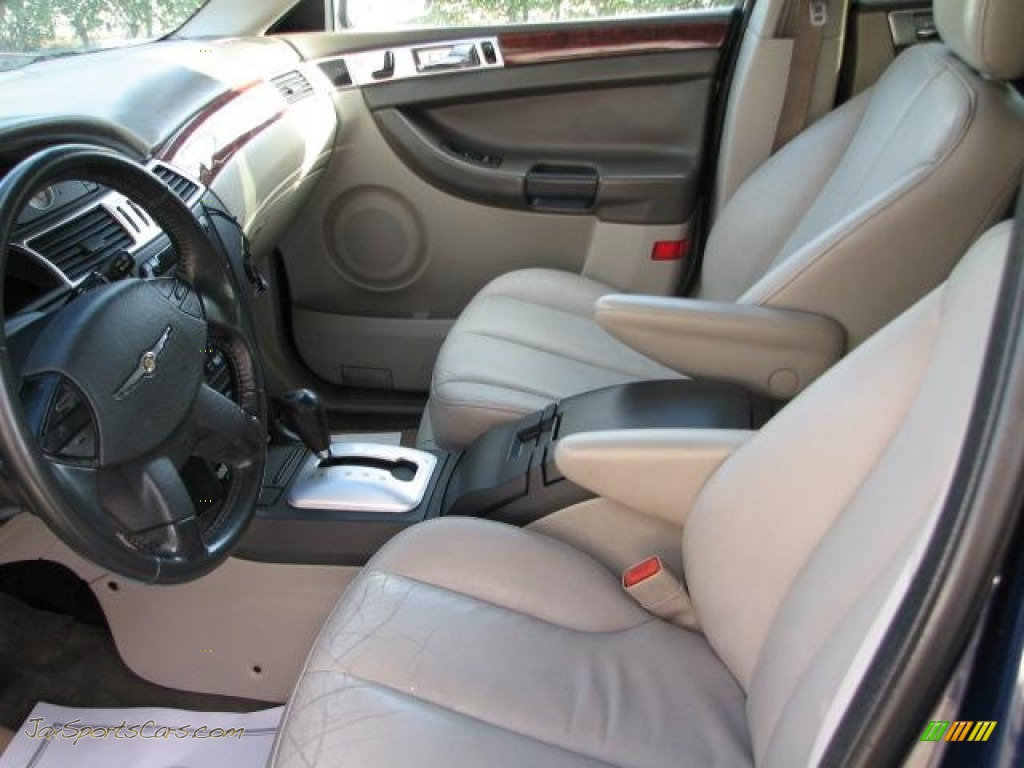 2004 Chrysler Pacifica AWD in Midnight Blue Pearl photo #24 - 313948 ...