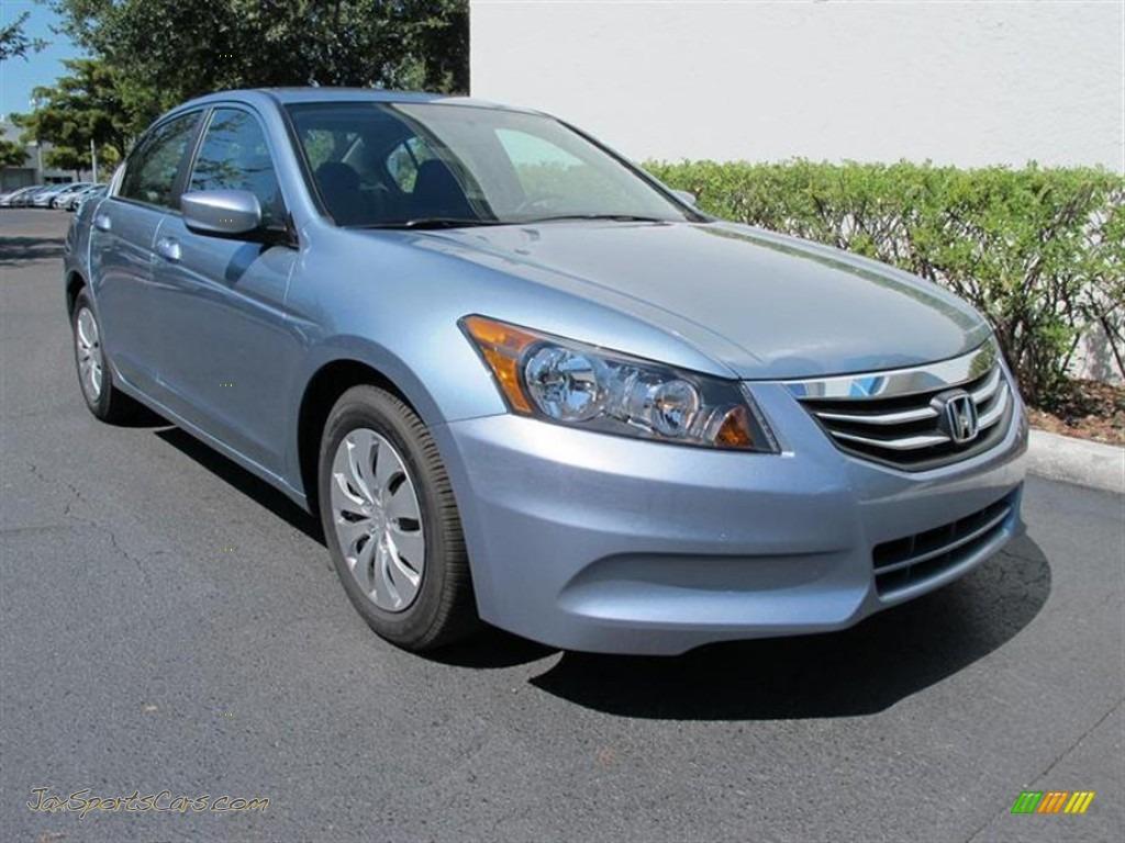 2011 Honda Accord Lx Sedan In Celestial Blue Metallic