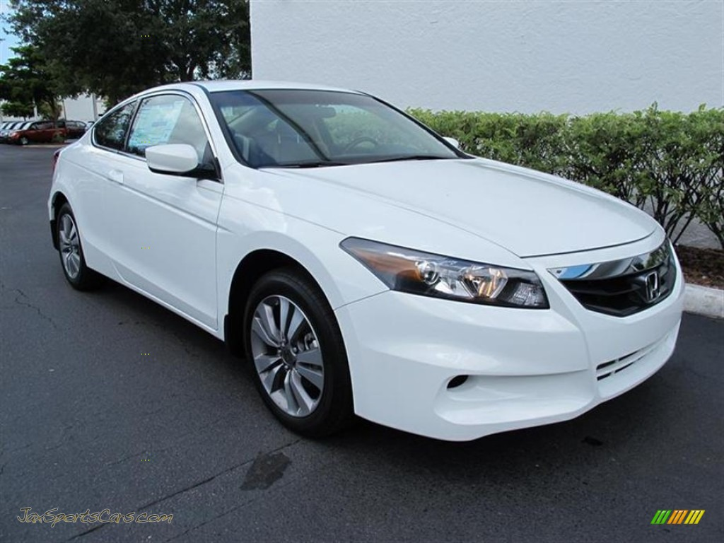 2011 honda accord lx s coupe in taffeta white 015050