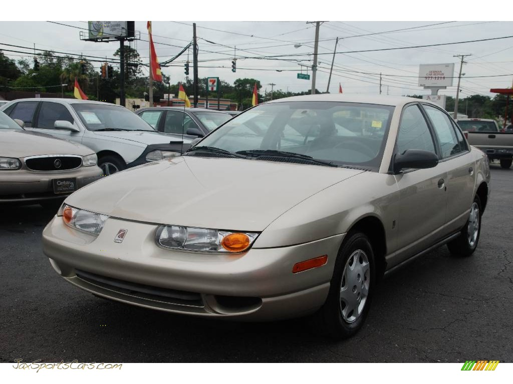 2000 saturn s series sl1 sedan in gold 226026 jax. Black Bedroom Furniture Sets. Home Design Ideas