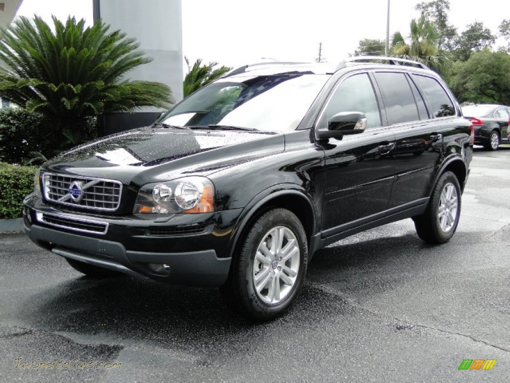 2011 volvo xc90 3 2 in black photo 8 605488 jax sports cars cars for sale in florida. Black Bedroom Furniture Sets. Home Design Ideas