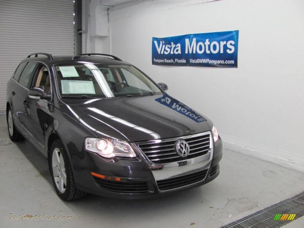 2008 Volkswagen Passat Komfort Wagon In Mocha Brown 217703 Jax Sports Cars Cars For Sale