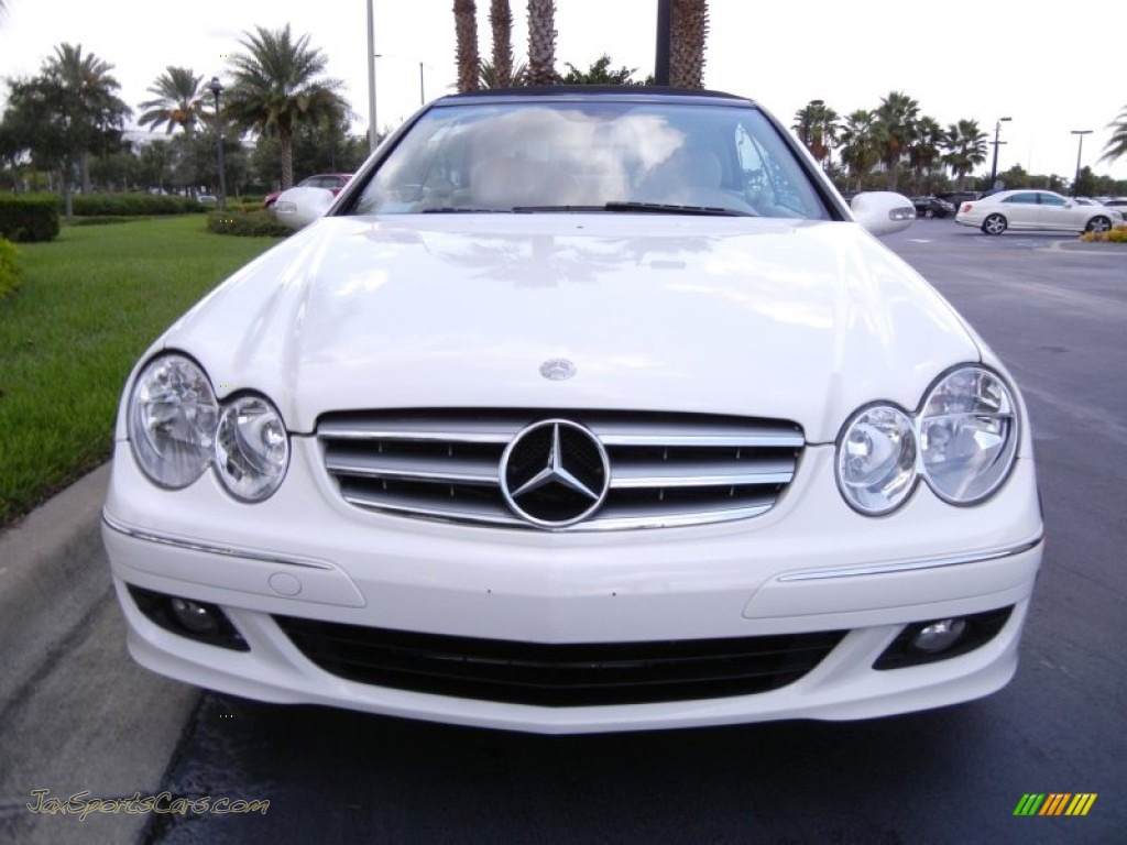 2006 mercedes benz clk 350 cabriolet in alabaster white for 2006 mercedes benz clk350