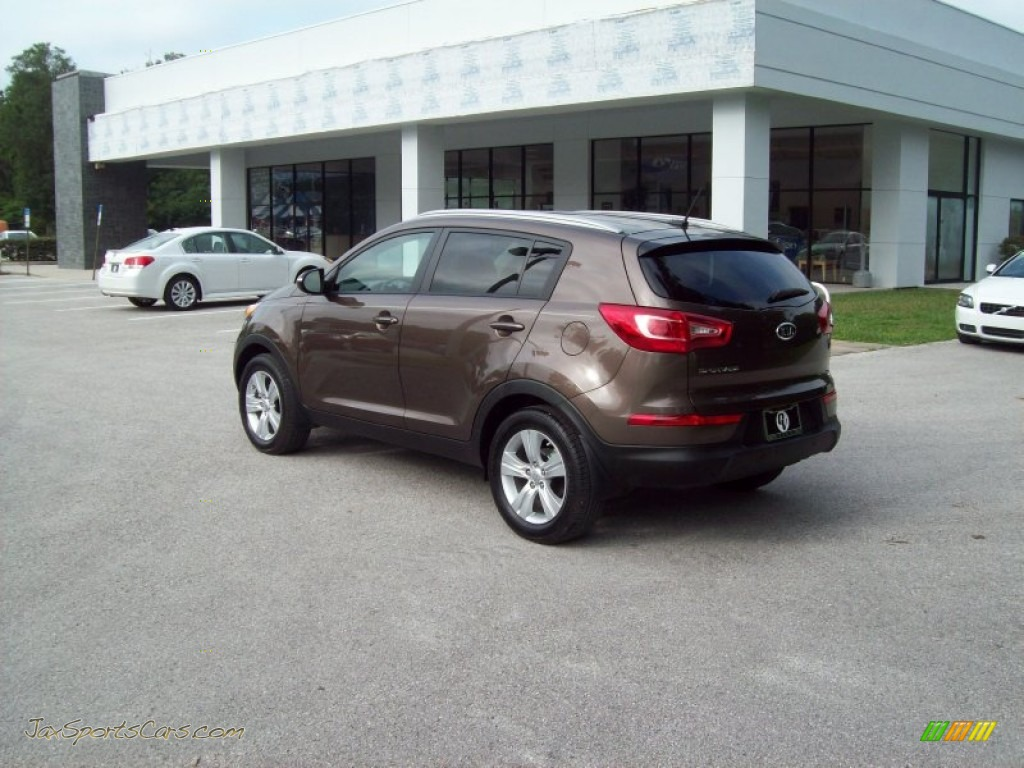 2011 Kia Sportage LX in Sand Track photo #5 - 067661 | Jax Sports Cars - Cars for sale in FLorida
