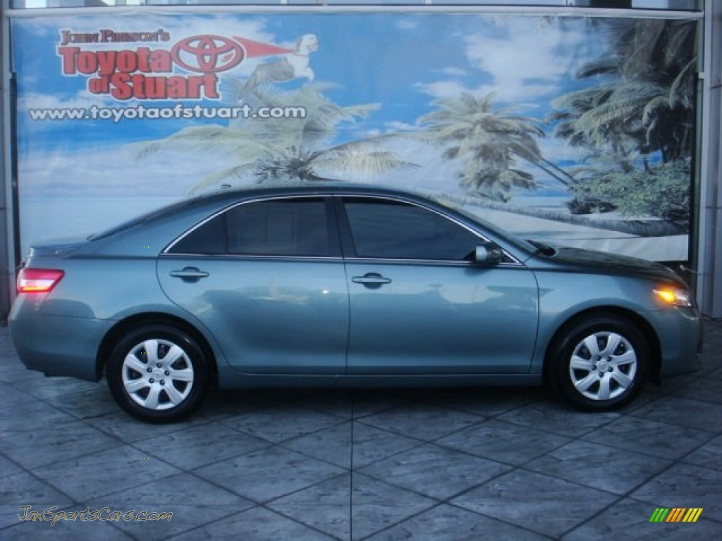2010 Toyota Camry For Sale >> 2010 Toyota Camry LE in Aloe Green Metallic - 537118 | Jax Sports Cars - Cars for sale in FLorida