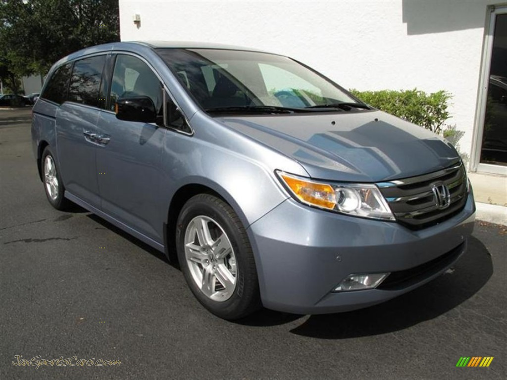 2011 Honda Odyssey Touring Elite In Celestial Blue