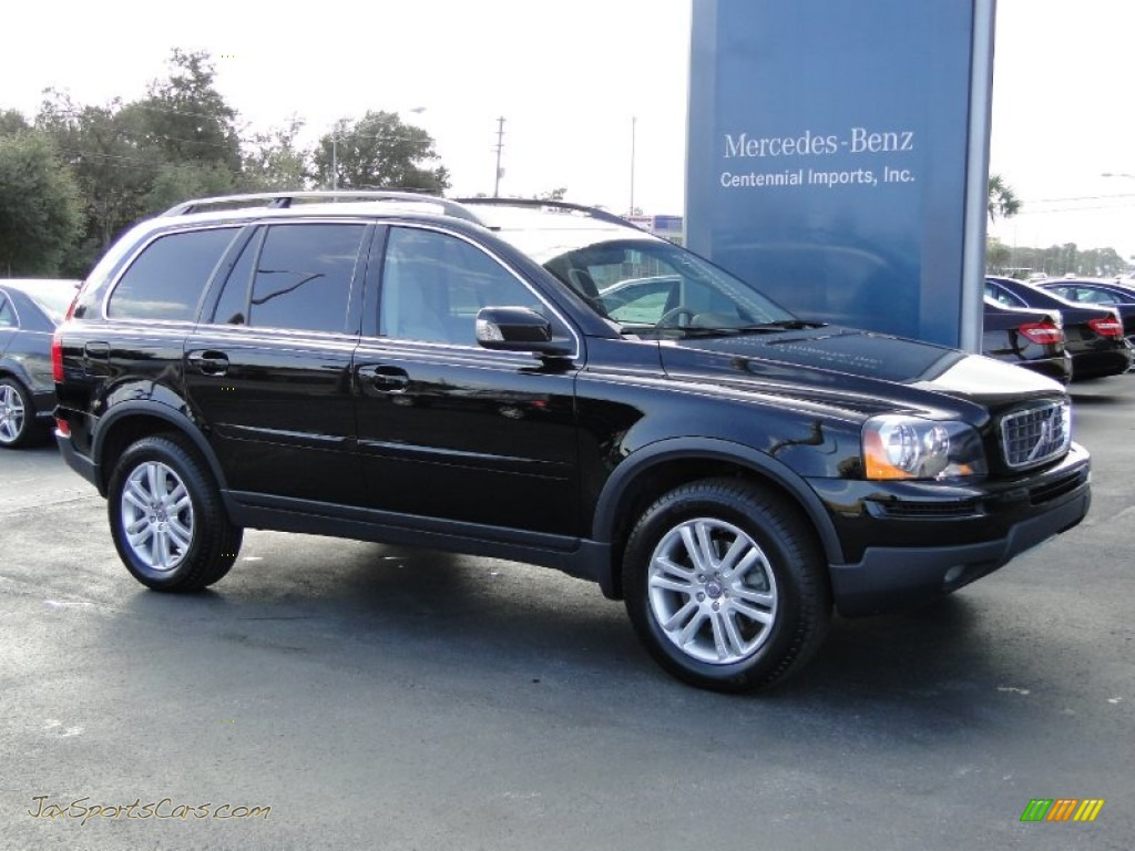 2010 volvo xc90 3 2 in ember black metallic photo 14 536740 jax sports cars cars for sale. Black Bedroom Furniture Sets. Home Design Ideas