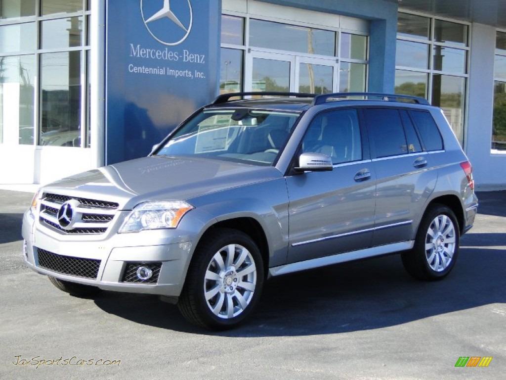 2012 mercedes benz glk 350 in palladium silver metallic for Mercedes benz 2012 glk 350