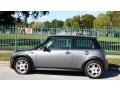Mini Cooper S Hardtop Dark Silver Metallic photo #3