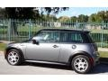 Mini Cooper S Hardtop Dark Silver Metallic photo #4
